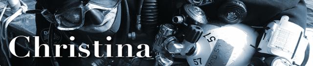 Wyprawa nurkowa - Christina